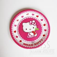 <strong>Miss</strong> HELLO KITTY HEARTS TABAK 23 CM 10 ADET