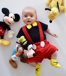 Just Baby & Kids AABMM01 Bebek Mickey Mouse Kostüm