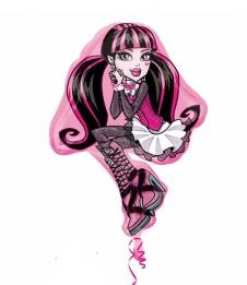 SAMM Folyo Balon Monster High Lisanslı  50 cm