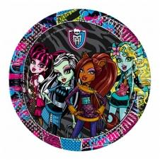 SAMM Monster High Karton Tabak 23 cm 8li