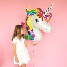 SAMM Unicorn Dev Folyo Balon 102cm