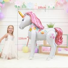 SAMM Dev Unicorn Folyo Balon