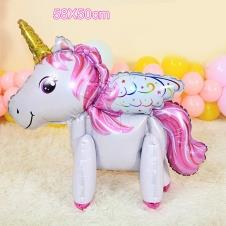 SAMM Mini Unicorn Folyo Balon 58cm