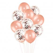 SAMM Rose Gold Balon Demeti 10lu